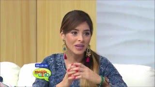 Gill González 'Auxilio Calle' en la producción Las Hermanitas Calle