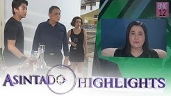 Asintado: Salvador is surprised to see Miranda's confession on national TV | EP 175