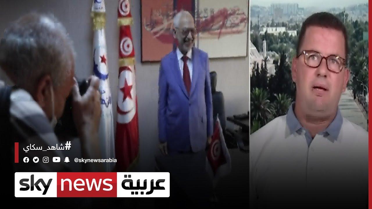 عبيد الخليفي: راشد الغنوشي يناور من أجل الحفاظ على نفسه  - نشر قبل 2 ساعة