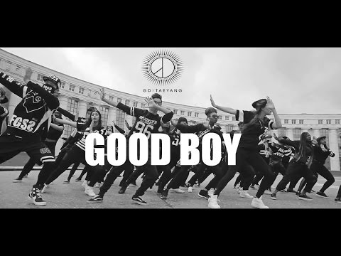 [DANCE PROJECT] GD X TAEYANG - GOOD BOY dance cover with 55 dancers From France