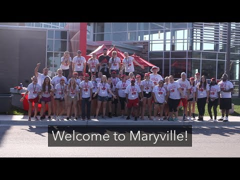 New Student Move-in 2017 | Maryville University