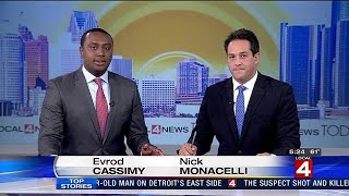 Local 4 News Today - Sept. 5, 2016