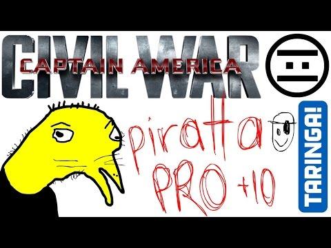 Niño Rata - 07 - Pirata PRO (#NEGAS)