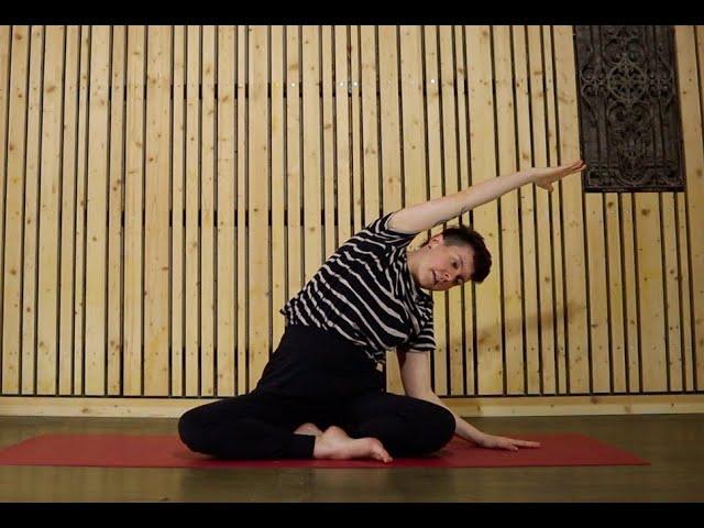 Yoga-Video Nummer 2 ist da!