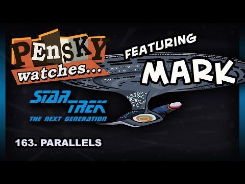 Let's Watch - Star Trek: The Next Generation [163. Parallels - Ft. Mark]
