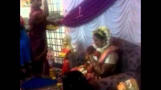 Bangle ceremony Mr/Mrs PrabuMeera