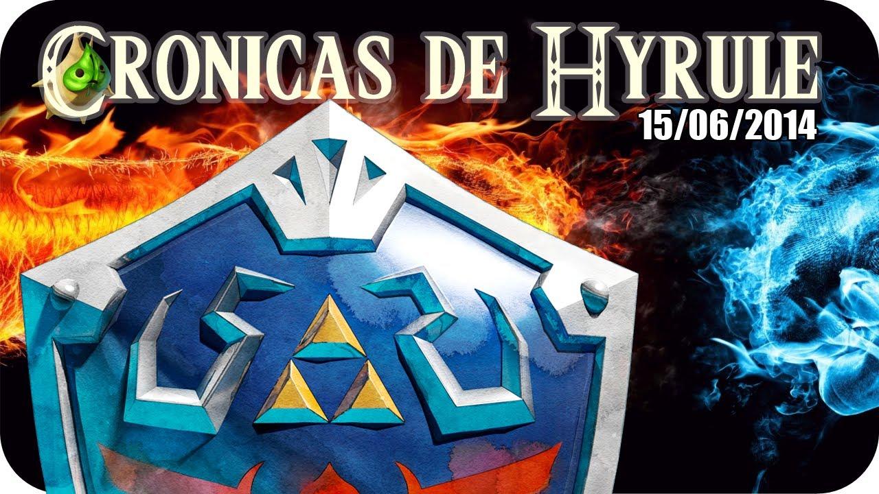 Crónicas de Hyrule (15/06/2014)