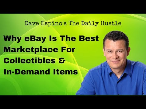 Why eBay Is The Best Marketplace For Collectibles & In-Demand Items - Daily Hustle #208