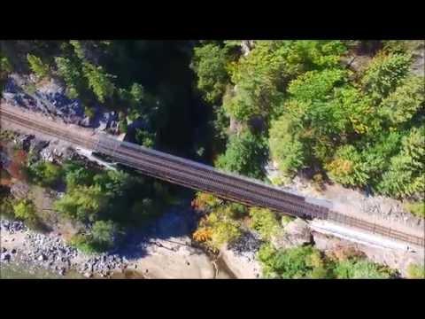 Willsboro NY high trestle