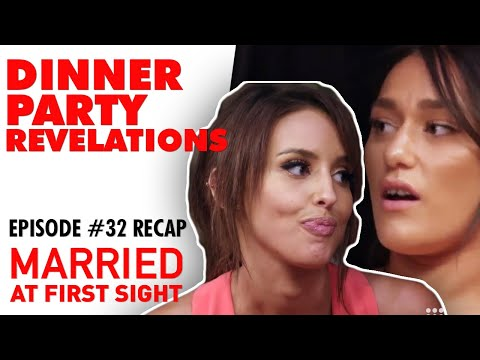 Episode 32 Recap: Audition Tapes Expose Truths And The Dinner Party Sparks Realisations | MAFS 2020