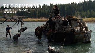"""The Revenant   """"Actors"""" Featurette [HD]   20th Century FOX"""