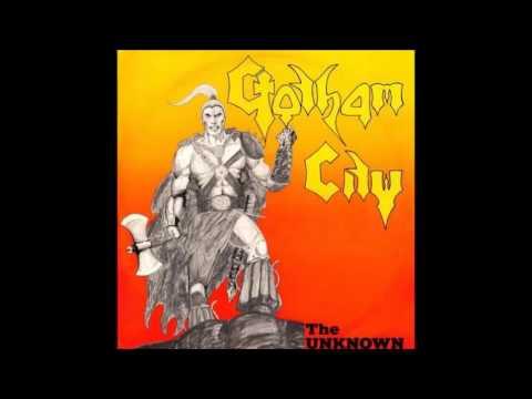Gotham City - Borderline (with lyrics)