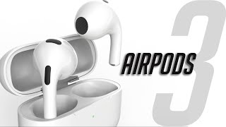 Все об Apple AirPods 3 и AirPods Pro 2