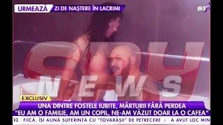 Acuzații grave la adresa lui Dani Mocanu, din partea unei foste iubite
