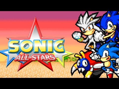 Sonic All-Stars (SAGE 2018 Demo) | Instant Favorite! (Sonic Fan Games)