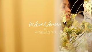 For Love & Lemons for VS: Fall 2020 | Victoria's Secret