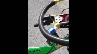 Bisiklet modifiye (yıkım ekibi)
