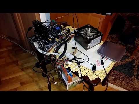 BIOSTAR H81A Socket 1150 Motherboard Running Prime95 Torture Test
