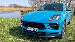Porsche Macan FL test PL Pertyn Ględzi