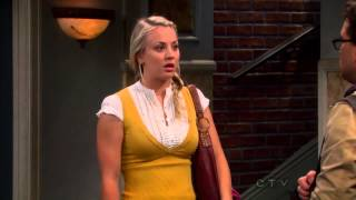 "TBBT ~ Penny Says ""I Love You"" to Leonard for the first time"