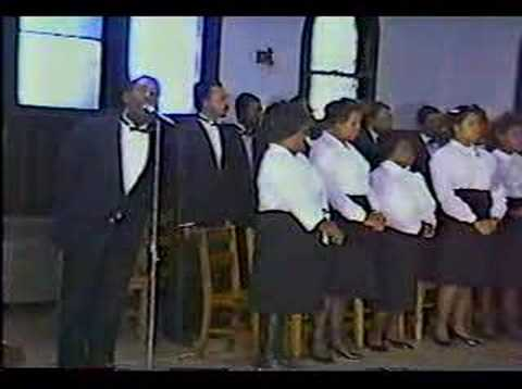 Newark Choir - Director William Bo Furr