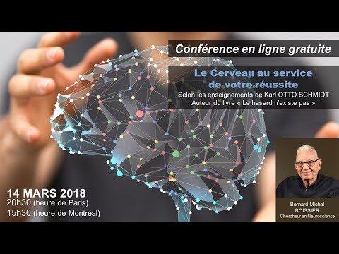Web-conférence de Bernard-Michel BOISSIER - Le cerveau au service de votre réussite