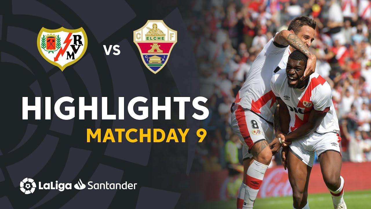 Download Resumen de Rayo Vallecano vs Elche CF (2-1)