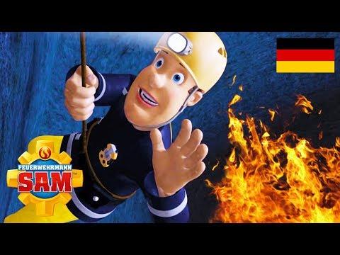 Fireman Sam US New Episodes | Sam is in great danger! 🚒 🔥 Cartoons for Children