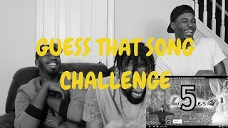 TRY TO GUESS THAT SONG CHALLENGE!!! [50K CHALLENGE]
