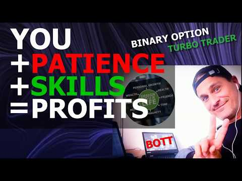 Compound $10 to $1,5K with the 4 keys, Binary Option Trading, Caandlestick Analysis