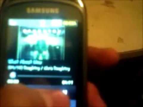 my moms Samsung t-mobile Gravity T cell phone