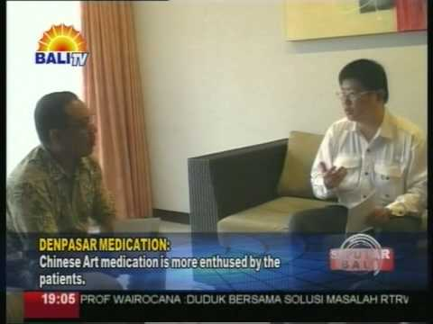 CHI Healing Inc News on Bali TV