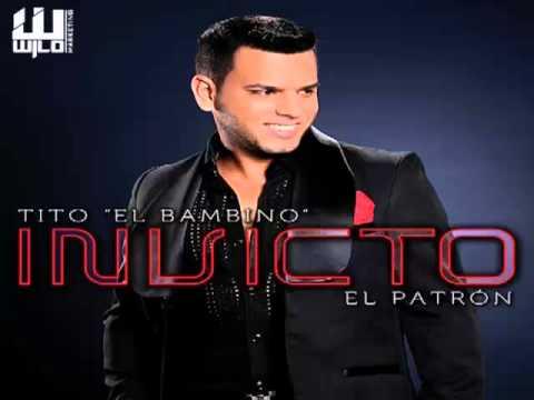 Reggaeton Mix Noviembre 2012 ESPECIAL Tito El Bambino ALBÚM INVICTO