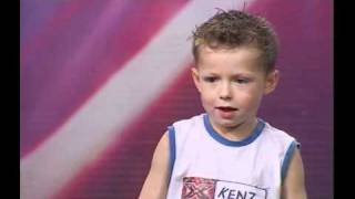 Mackenzie Williamson X-Factor 2005