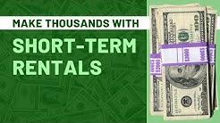 How to Make Thousands with Short-Term Rentals | Mark J Kohler | 2019