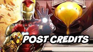 Avengers Endgame New Post Credit Scene and Marvel Comic Con Panel Breakdown