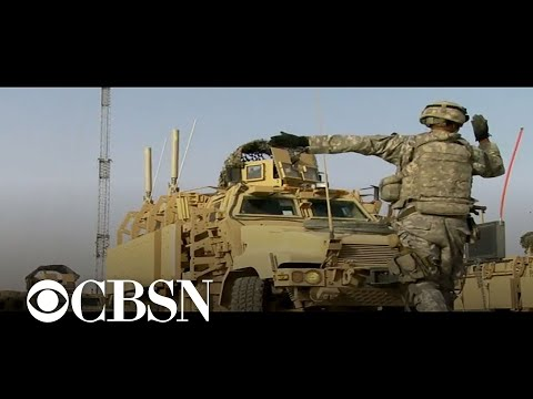 Trump to order additional forces to Middle East