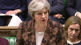 "British PM Theresa May: ""Highly likely"" Russia was responsible for spy poisoning"