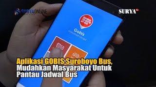 Popular GOBIS Suroboyo Bus Related to Apps