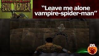 Legacy of Kain: Soul Reaver - Leave me alone vampire-spider-man