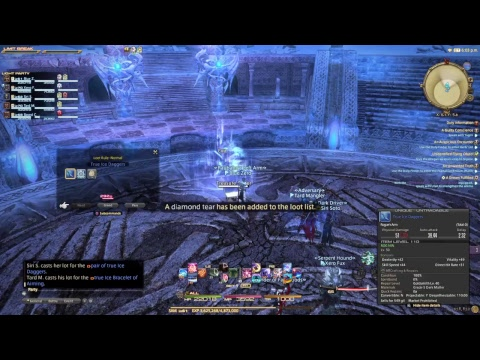FFXIV Palace of the Dead