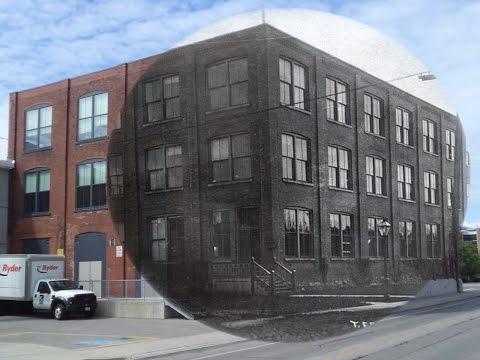 Oshawa Then & Now