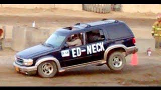 Ford Explorer rollover - Medina County Rough Truck 2012