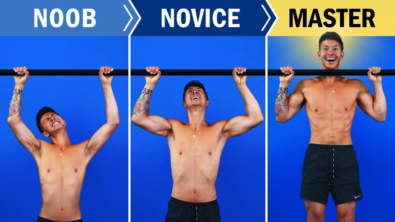 The Most Effective Way To Improve Your Pull-Ups (4 Steps)