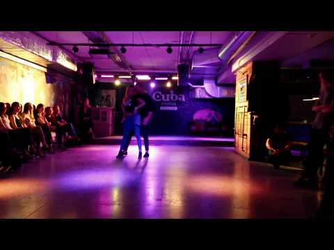 LP  Lost On You  Salsa Remix  Cubaneros  Grete & Azael Salsa Choreography