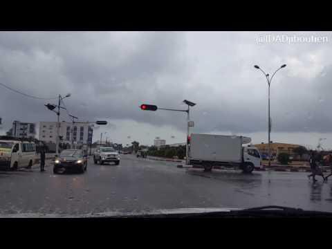 La pluie à Djibouti avec IDAWO  Djiboutien