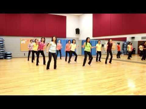 Lose Yourself In The Rhythm - Line Dance (Dance & Teach in English & 中文)