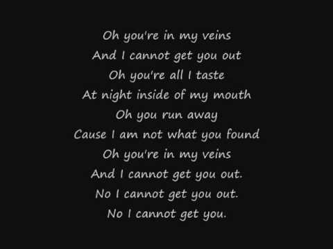 Andrew belle  In my veins Lyrics
