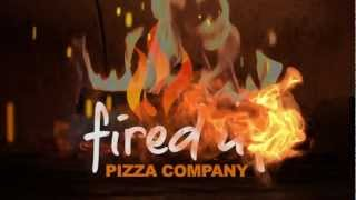 WEAU TV Promo (Fired Up Pizza)