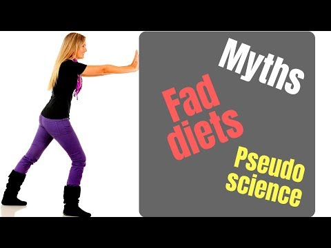 How to debunk diet fads and myths and find the TRUTH about nutrition!! (once and for all)